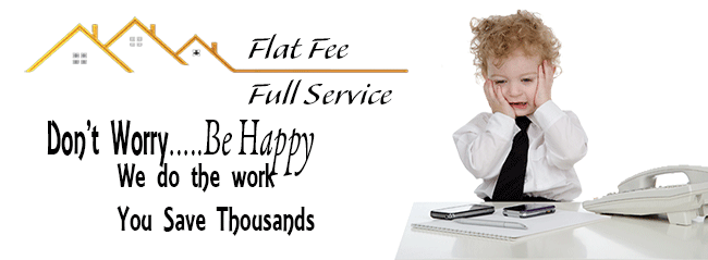 Flat Fee Full Service MLS Listing