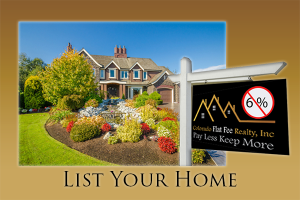 List your home Flat Fee
