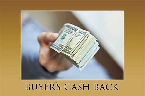 Buyer's Cash Back