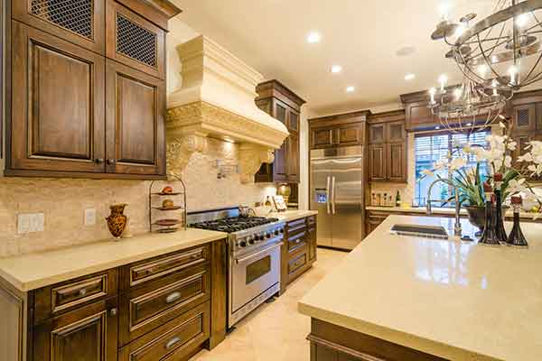 Purchase Rebate for Kitchen Improvements