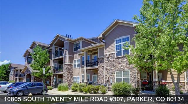 Parker Real Estate 10805 Twenty Mile Road #307 Parker CO 80134