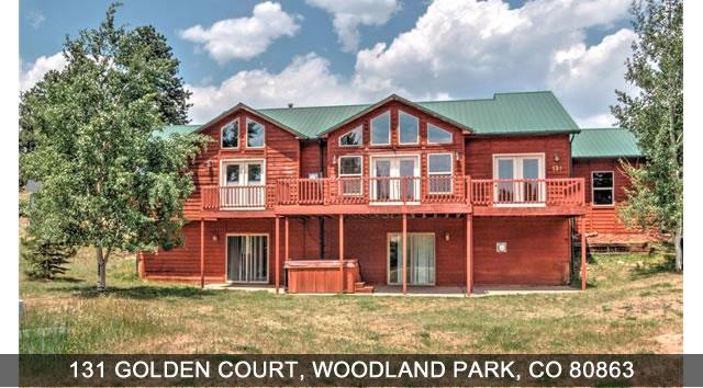 Woodland Park Homes for Sale - 131 Golden Court, Woodland Park CO 80863