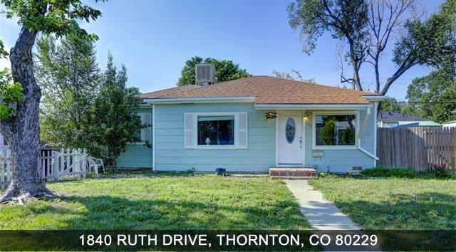 Thornton Homes 1840 Ruth Drive Thornton CO 80229