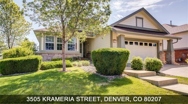 3535 Krameria Street Denver Co Real Estate