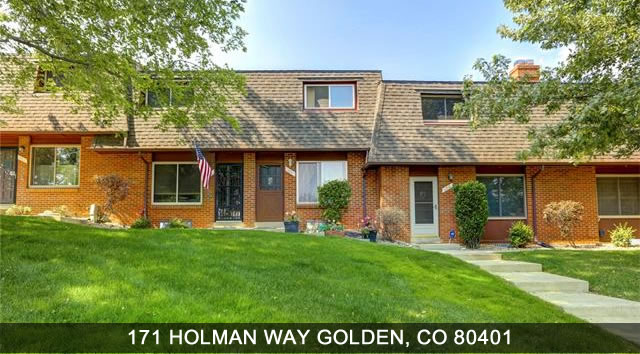 Townhomes for Sale in Golden Colorado