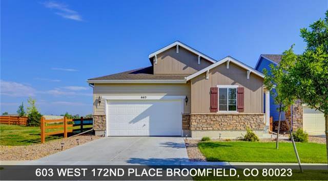 Real Estate Broomfield Colorado