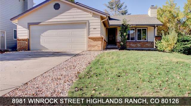 Homes for sale highland ranch colorado