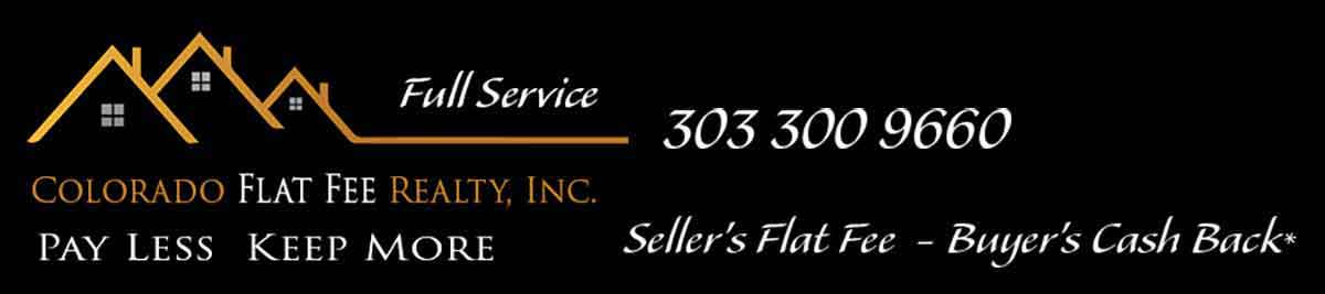 Colorado Flat Fee Realty Realtor