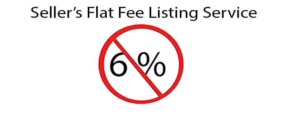 Sellers flat fee MLS listing service