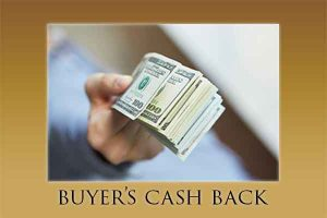 Buyers Cash Back Rebate