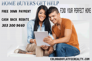 Down Payment assistance -  Cash Back Rebate