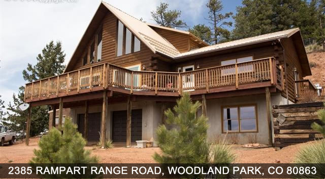 Woodland Park Properties 2385 Rampart Range Road