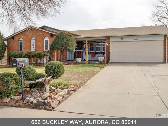 Realty in aurora 666 buckley way