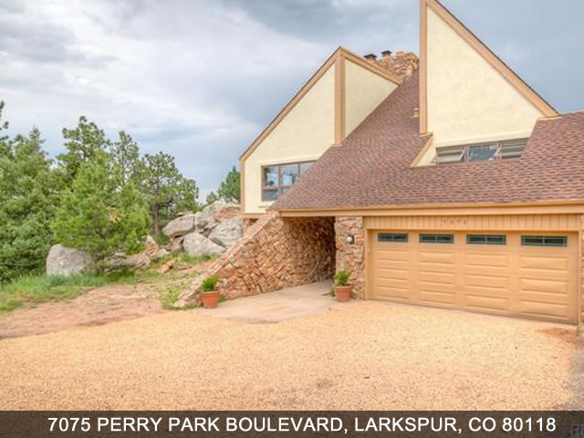 Larkspur Colorado Homes 7075 Perry park Boulevard