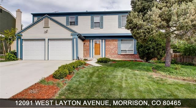 Morrison Homes for Sale 12091 West Layton Ave