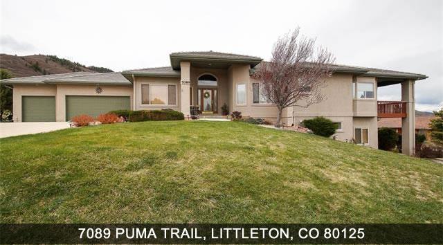 Littleton Realty 7089 Puma Trail Littleton CO 80125
