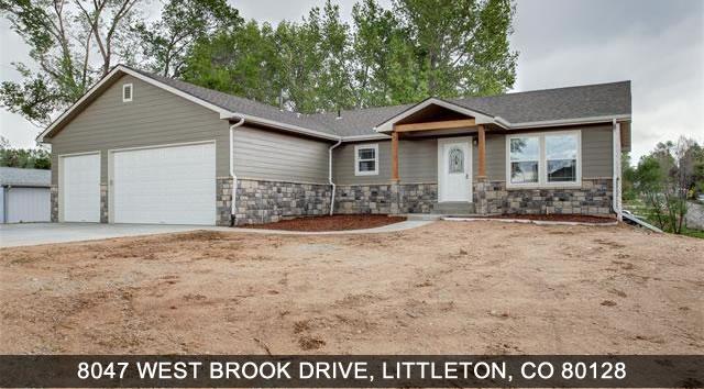 Littleton Homes for Sale 8047 West Brook Drive Littleton CO 80128