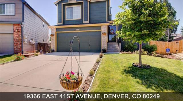 Denver Real Estate 19366 Eat 41st Ave Denver CO 80249
