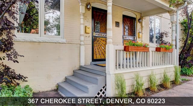 Denver House 367 Cherokee St Denver CO 80223