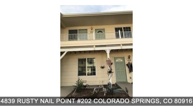 Colorado Springs Condos and Homes for Sale