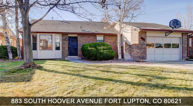 Family Homes for Sale Fort Lupton