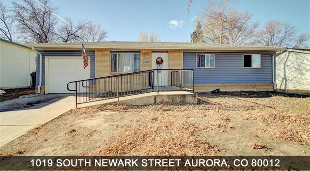 Real Estate Listings Aurora Colorado
