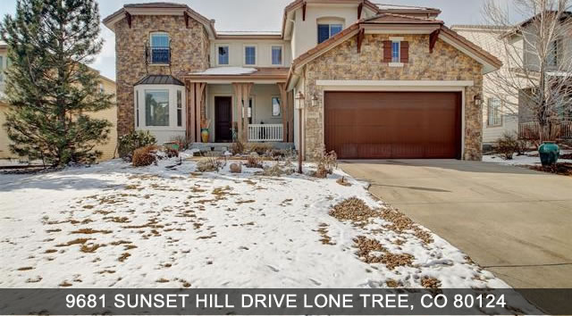 Homes for Sale - Lone Tree Colorado