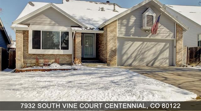 Home for sale in Centennial