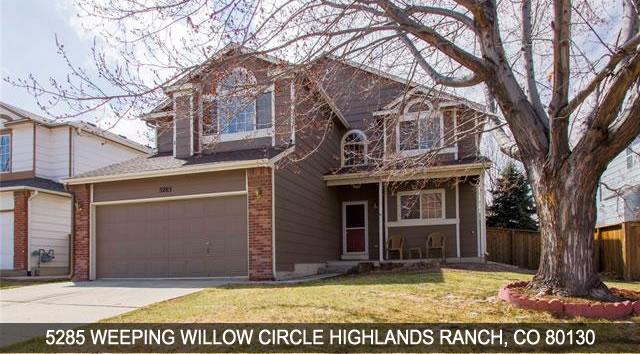 Highlands Ranch Colorado Real Estate