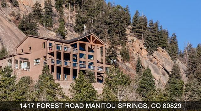 Homes for Sale Manitou Springs