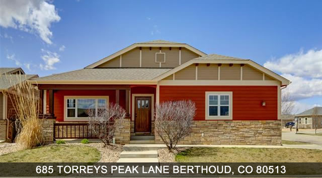Real Estate in Berthoud Colorado