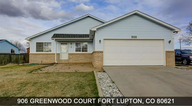 Homes for Sale Fort Lupton