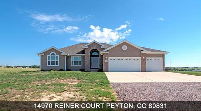 Peyton Homes for Sale