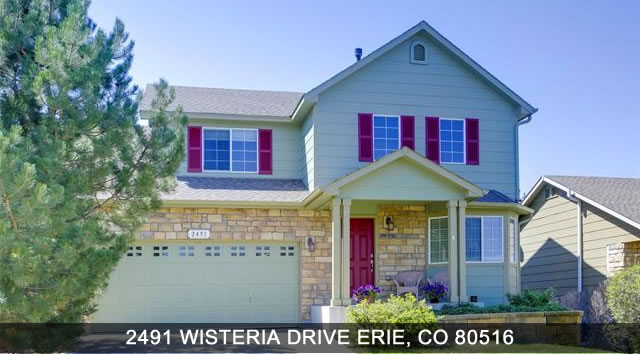 Homes for Sale in Erie Colorado