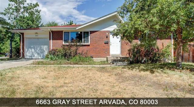 Arvada Colorado Homes for Sale