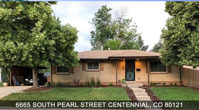 Homes for Sale Centennial
