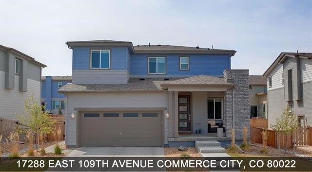 Homes for sale in Commerce City Colorado