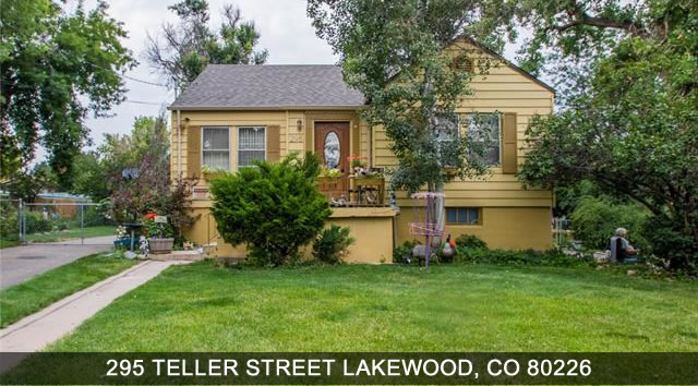 Homes for Sale Lakewood Colorado