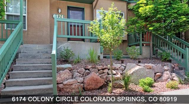 Condos for sale Colorado Springs