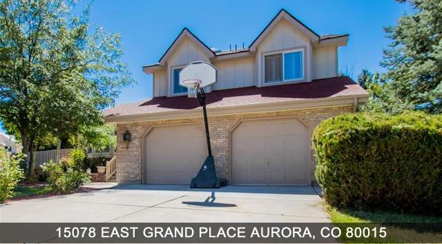 Home for Sale Aurora Colorado