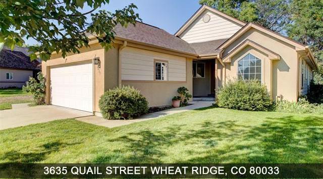 Home for sale Wheat Ridge Colorado