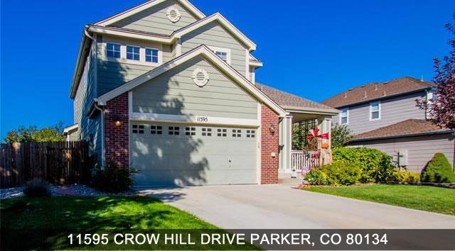 Homes for sale parker CO