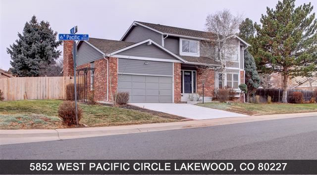 Homes for sale in Lakewood CO