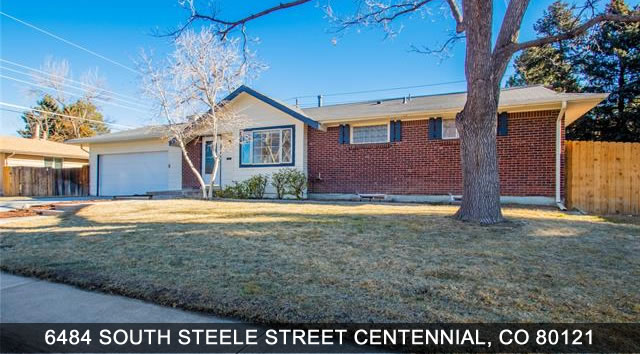 Homes for sale in Centennial CO