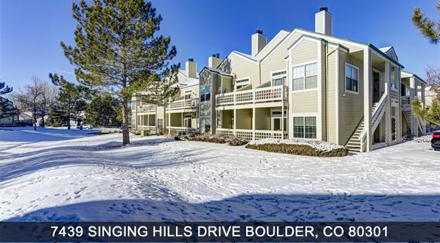 Homes for sale in Boulder Colorado