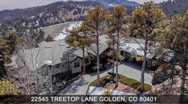 Golden Colorado Home For Sale