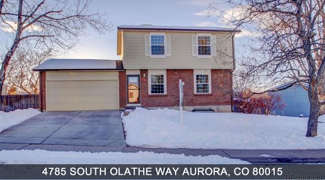 Homes for Sale Aurora