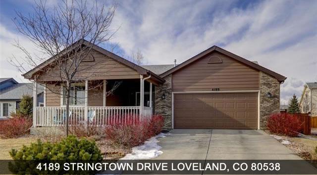 Homes for sale Loveland CO