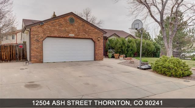 Homes for Sale Thornton CO