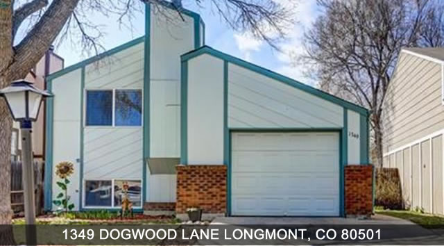 Homes for Sale Longmont CO